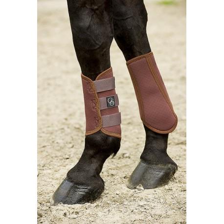 C.S.O. Elastiques tendon boots