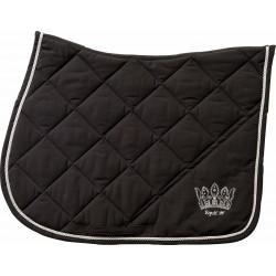EQUI THEME Tapis de Selle Chabraque EQUIT'M Cristal Crown