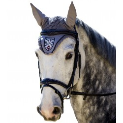 C.S.O. Confort bridle, flash noseband