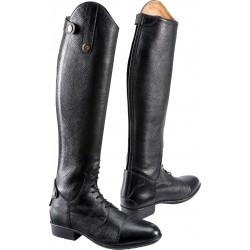 EQUI-THÈME Bottes d'équitation cuir Primera - 2 couleurs : noir ou brun