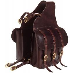 EXCELSIOR Sacoches de randonnée à cheval double